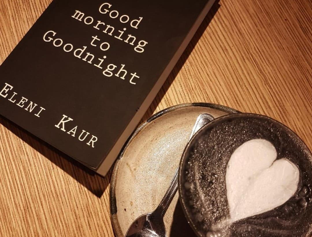 Book Review: Good morning to Goodnight