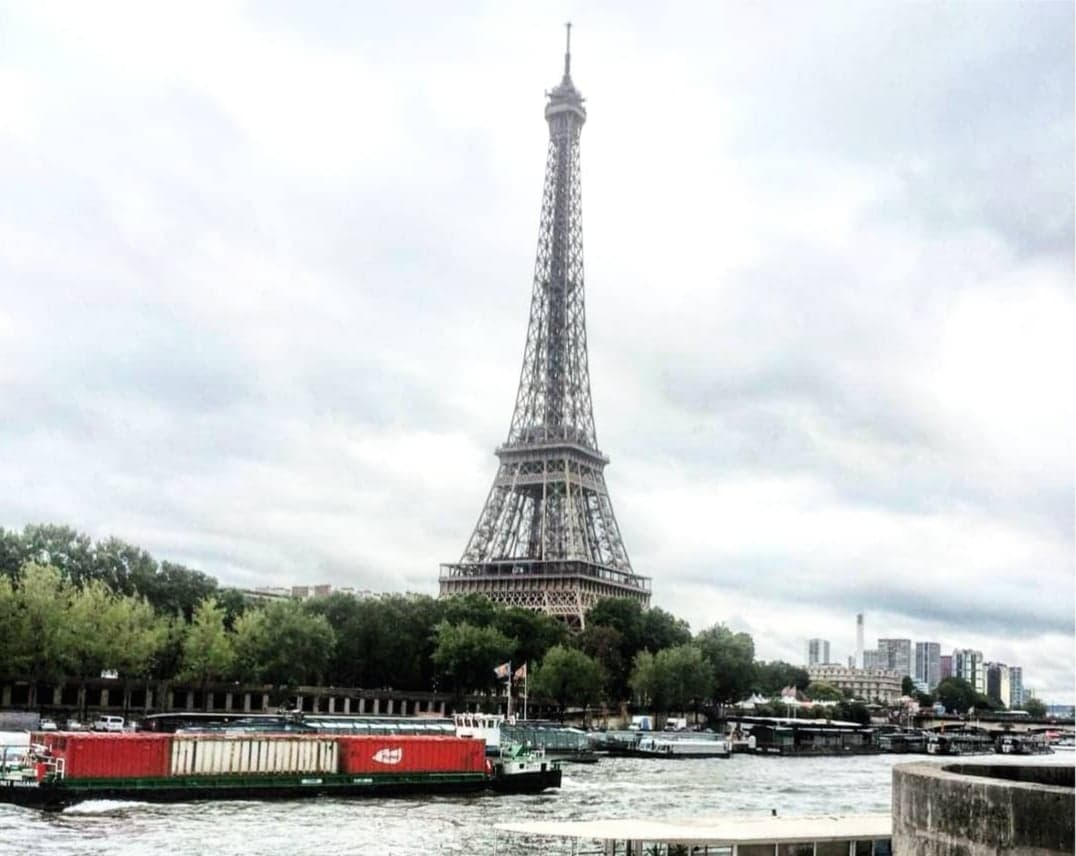 Travel: Parisian Birthday