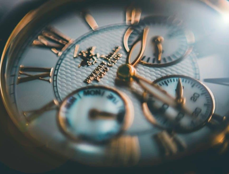 Poem: Clockwork