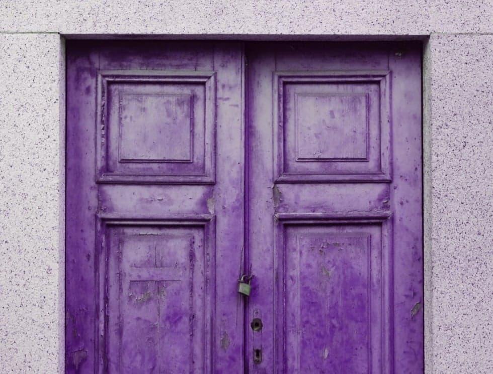 Short Story: The Purple Door