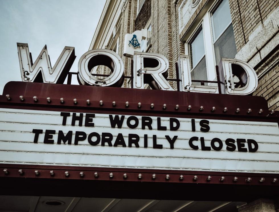 Pandemic Diaries 4: Week 1 – The Countdown Begins