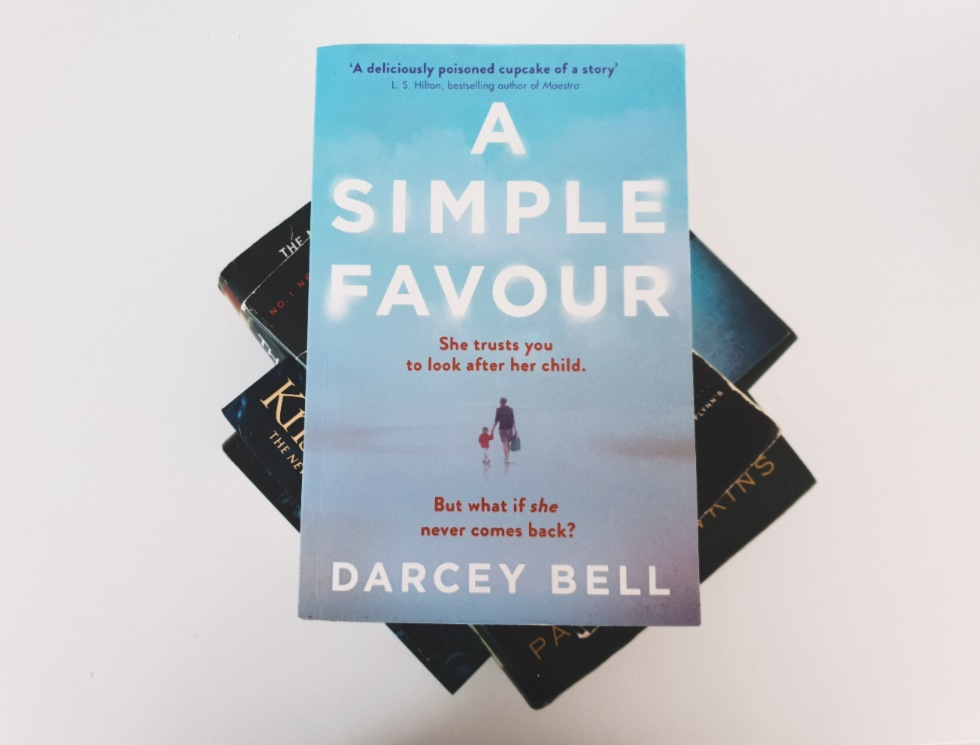 Book Review: A Simple Favour – Book or Movie?