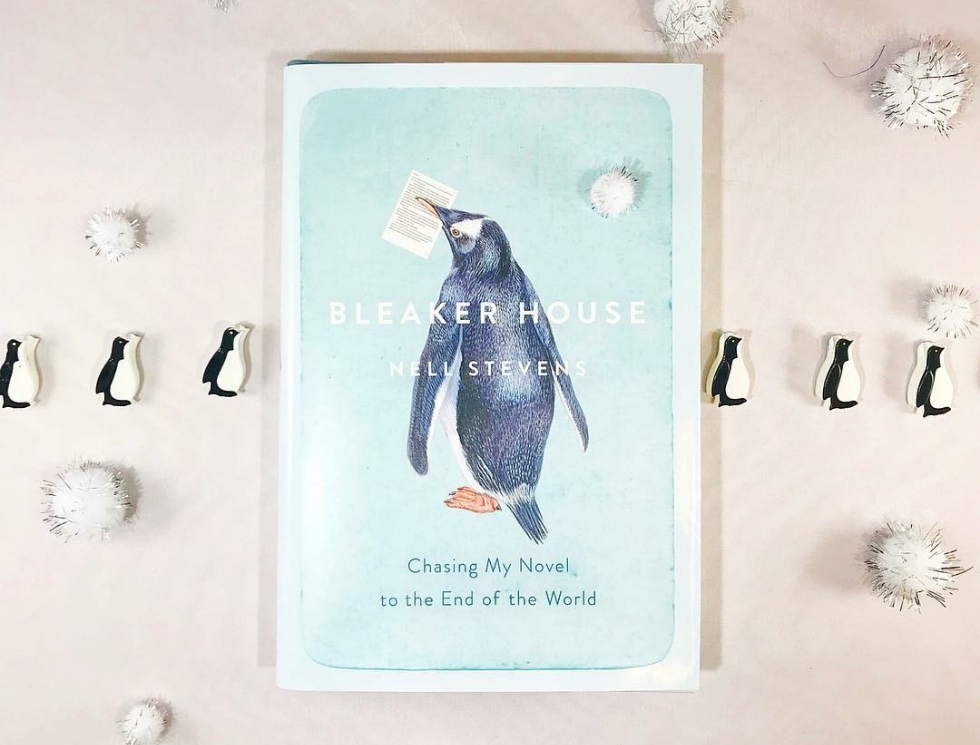Book Review: Bleaker House – Living to Write