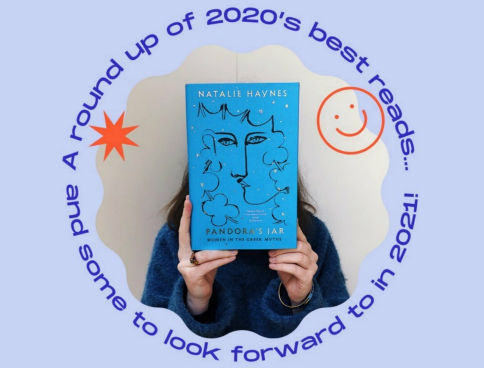 Hidden Bookshelf 2: The Best Books of 2020…and Five to Look Forward to in 2021!