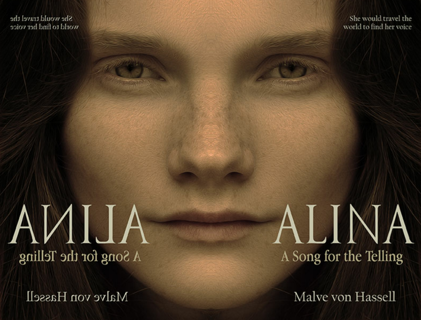 Book Review: Alina: A Song For The Telling – The Nightingale Breaking Free of Her Cage