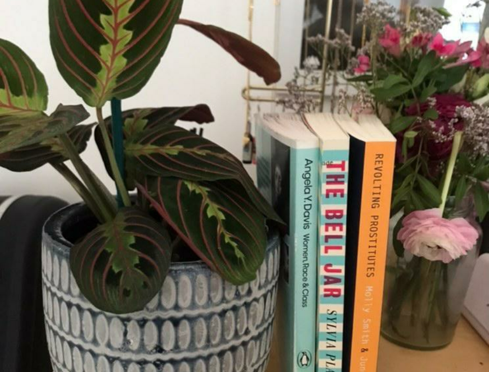 Hidden Bookshelf 6: My Favourite Feminist Reads