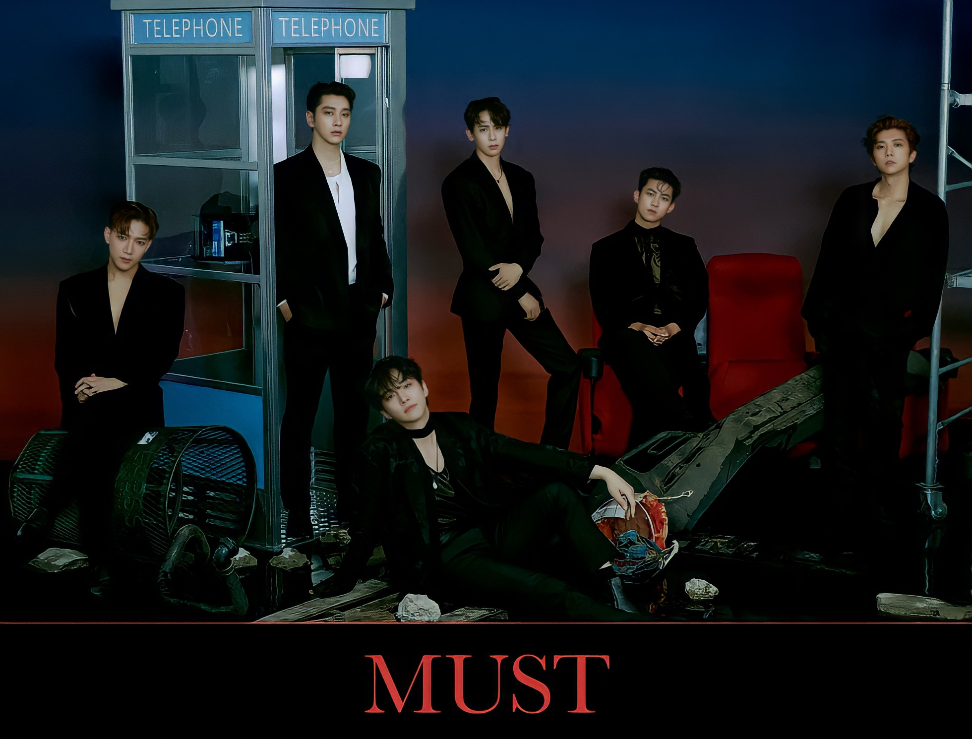 Album Review: MUST – 2PM Comeback After 5 Years